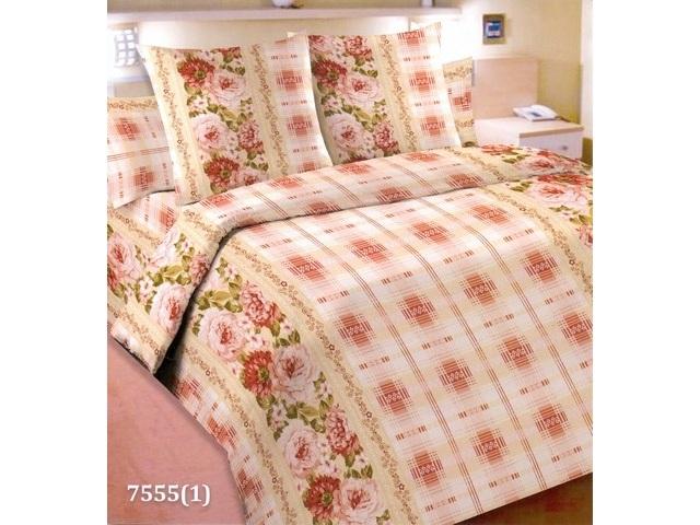 Постельное белье КПБ Бязь Дизайн 035 1.5 спальный (1204873)